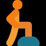 Rehabilitación activa fisioterapia
