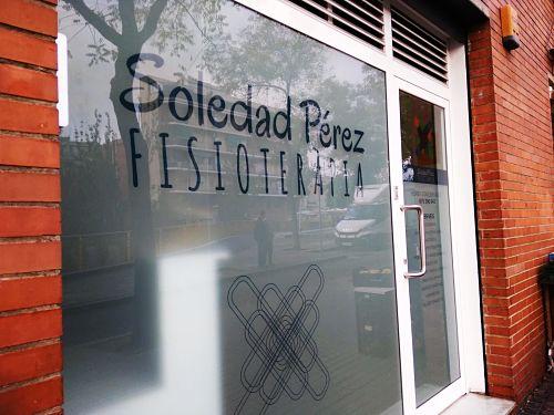 Fisioterapia Soledad Pérez