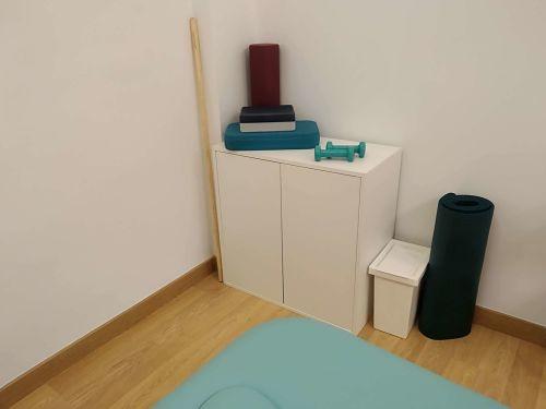 Pilates Terapeutico en grupo