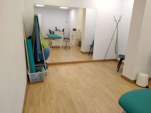 Consulta soledad perez fisioterapia