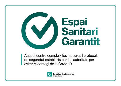 Fisioterapia Seguridad COVID-19