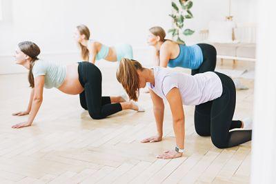 ejercicios suelo pelvico embarazadas